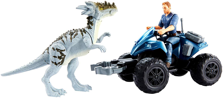Купить Игровой набор Jurassic World Jurassic World Игровые наборы с героями фильма