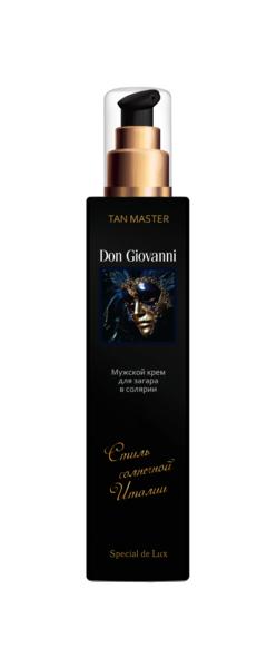 Средство для солярия Tan Master Don Giovanni