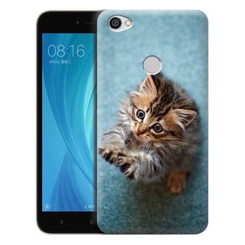 Чехол Gosso Cases для Xiaomi Redmi Note 5A Prime «Котёнок на голубом»