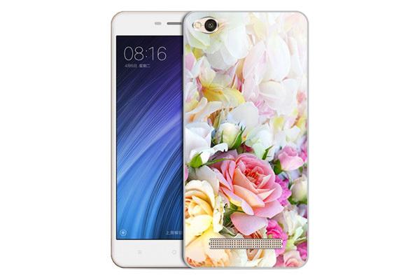 Чехол Gosso Cases для Xiaomi Redmi 4A «Нежные розы»