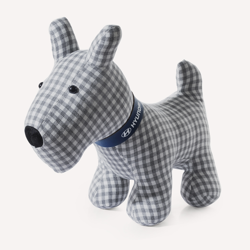 Мягкая игрушка собака  Hyundai Kia R8480AC571H