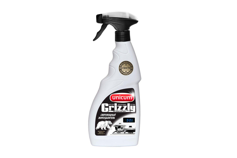 Универсальное чистящее средство Unicum гризли 500 мл фото