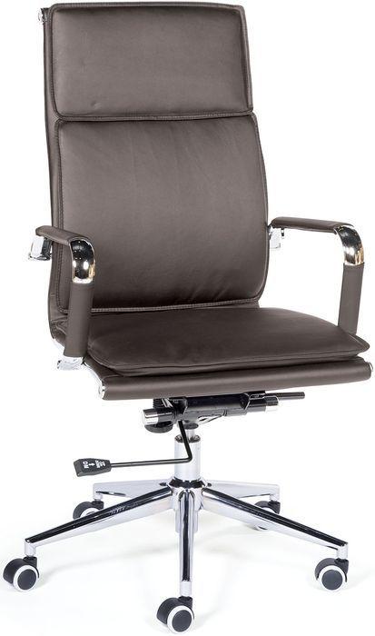 Офисное кресло Харман H-101-322 коричневый