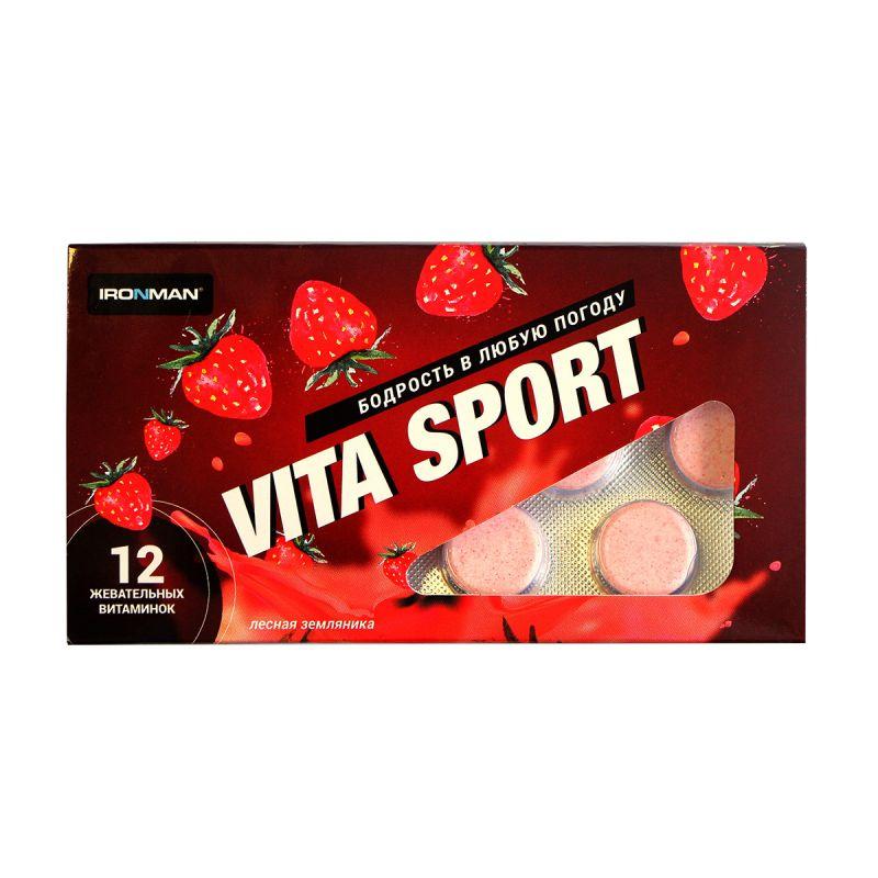 Витаминный комплекс Ironman Vita Sport 12 таблеток,