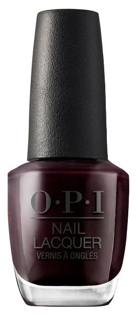 Лак для ногтей OPI Classic Midnight