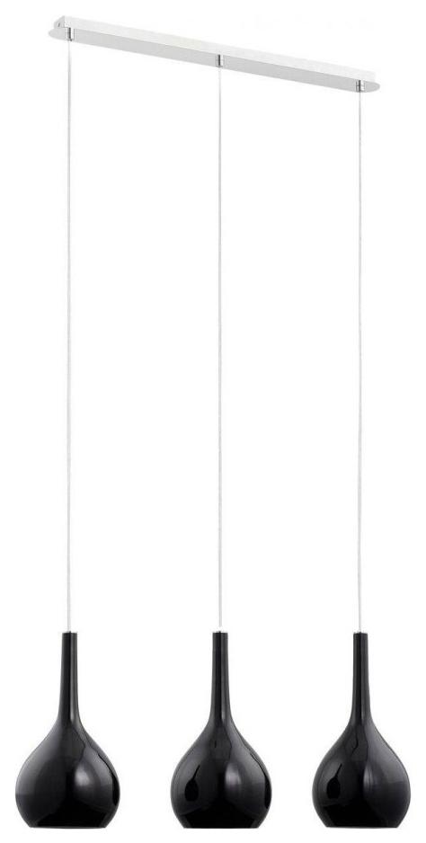 Подвесной светильник Alfa Vetro Black 20643