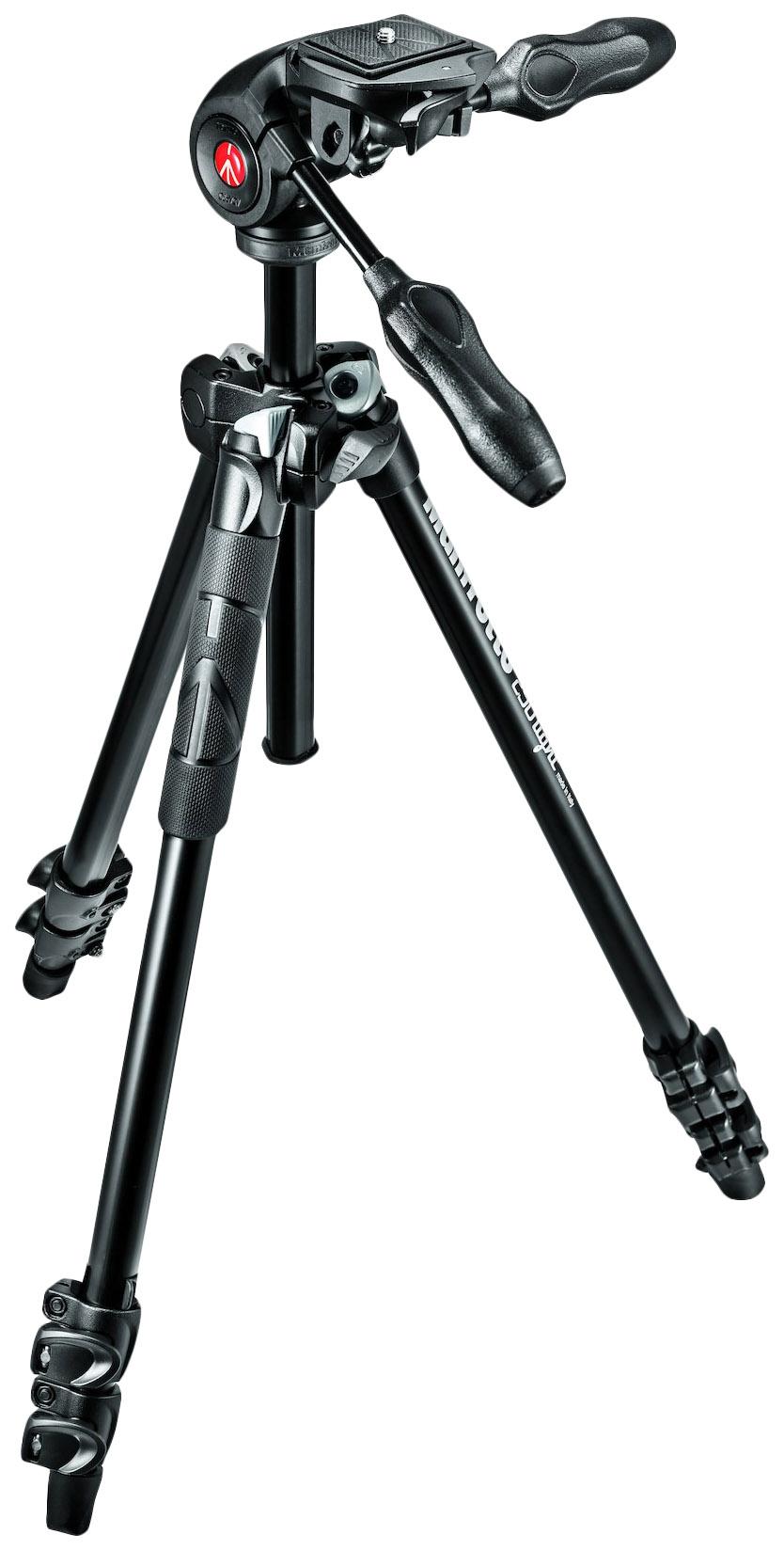 Штатив Manfrotto Light MK290LTA3-3W Черный MK290LTA3-3W Light