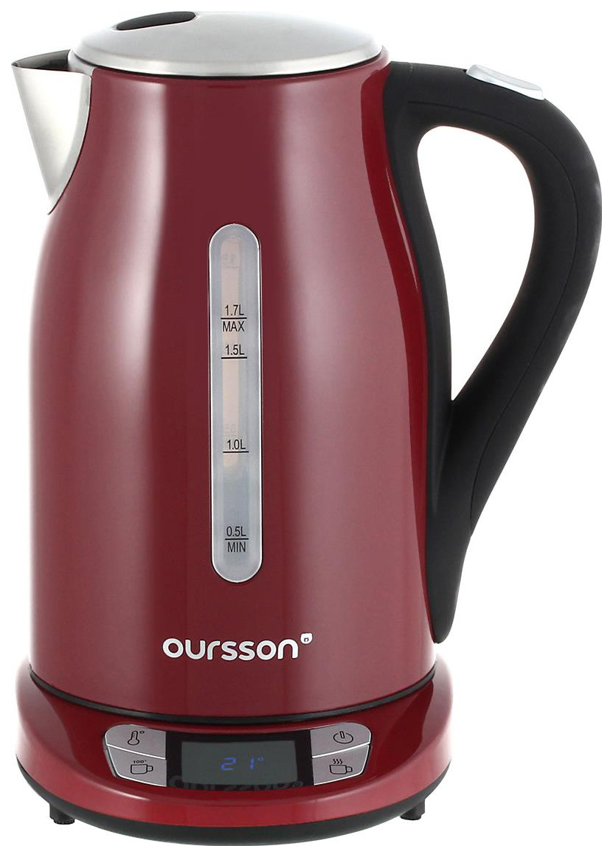 Чайник электрический Oursson EK1775MD/DC Brown