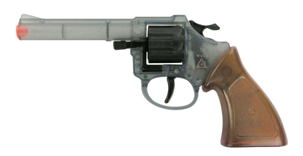 Купить Пистолет Ringo Агент, Пистолет игрушечный Ringo АГЕНТ 8-зарядные Gun, Special Action 198mm, упаковка-карта, Sohni-Wicke, Игрушечные пистолеты