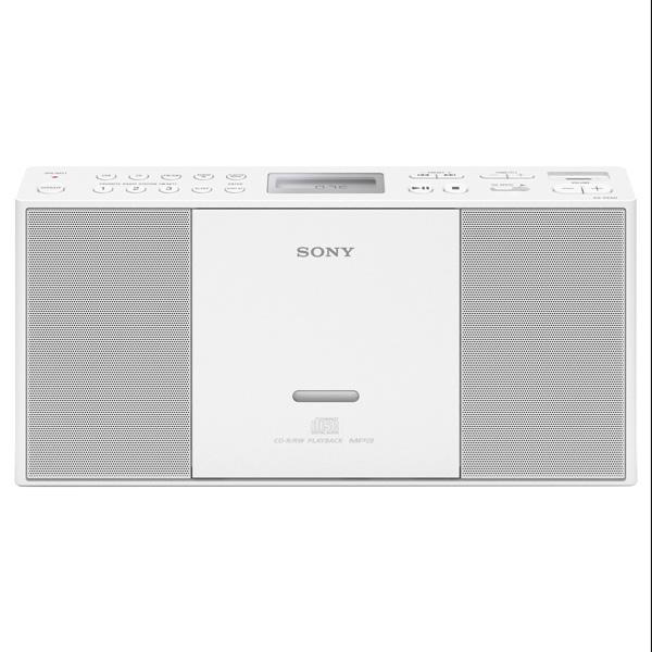 Магнитола Sony ZS PE60WC Белый
