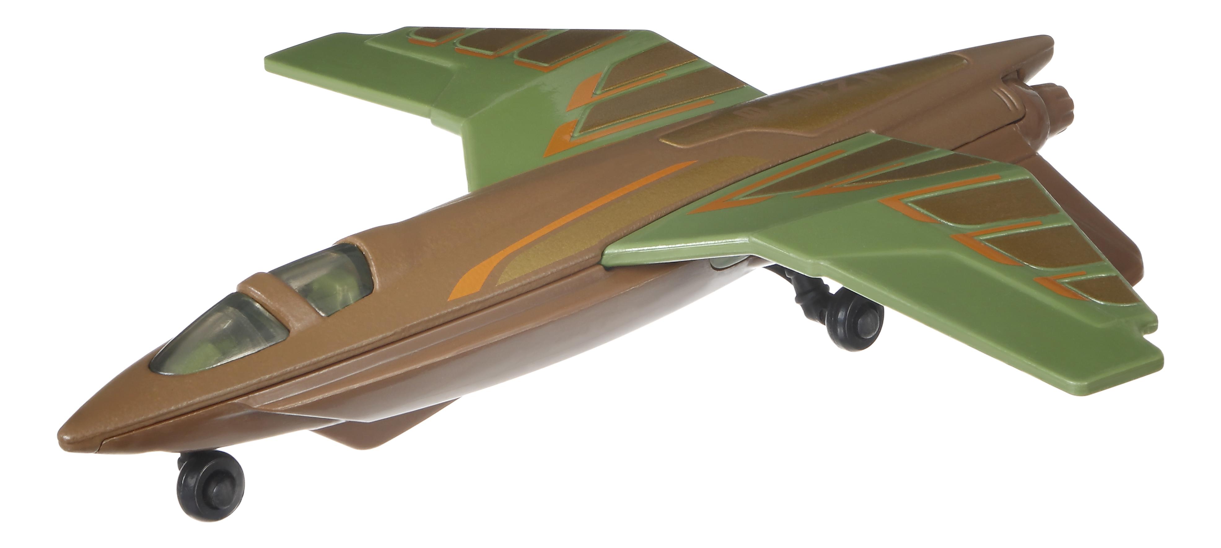 Купить Strike Hawk, Самолет Hot Wheels Самолёты BBL47 FCC86, Mattel, Коллекционные модели