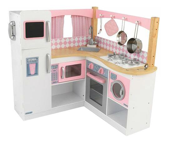 Кухня KidKraft Изысканный уголок