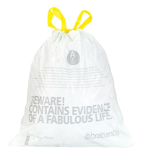 Мешок для мусора  Brabantia пластиковый 3
