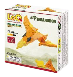 Конструктор пластиковый LaQ Mini Pteranodon.