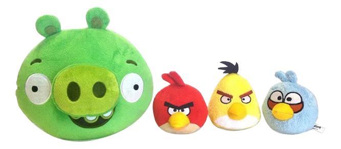Купить Интерактивная игрушка Chericole Angry Birds,