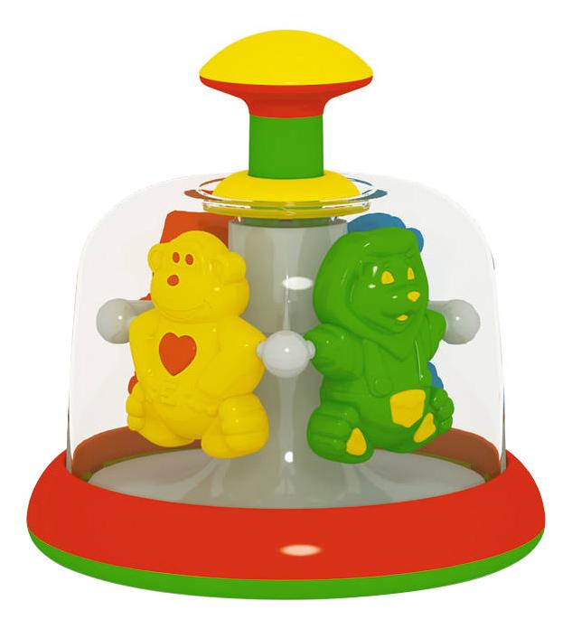 Купить Юла-карусель STELLAR Африка 1387, Развивающие игрушки
