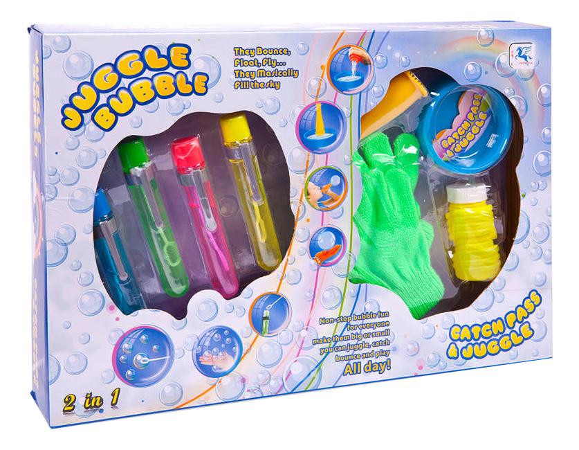 Мыльные пузыри Junfa Toys Набор для запуска