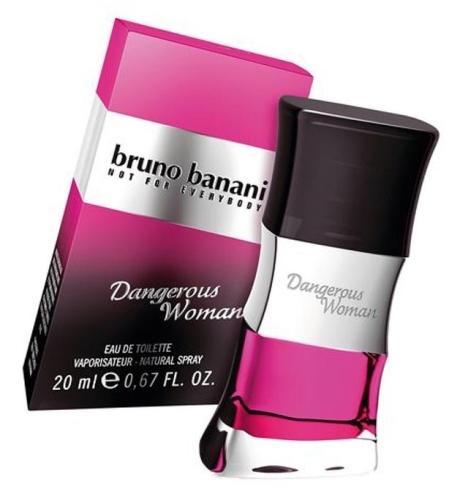 Туалетная вода BRUNO BANANI Dangerous Woman 20 мл