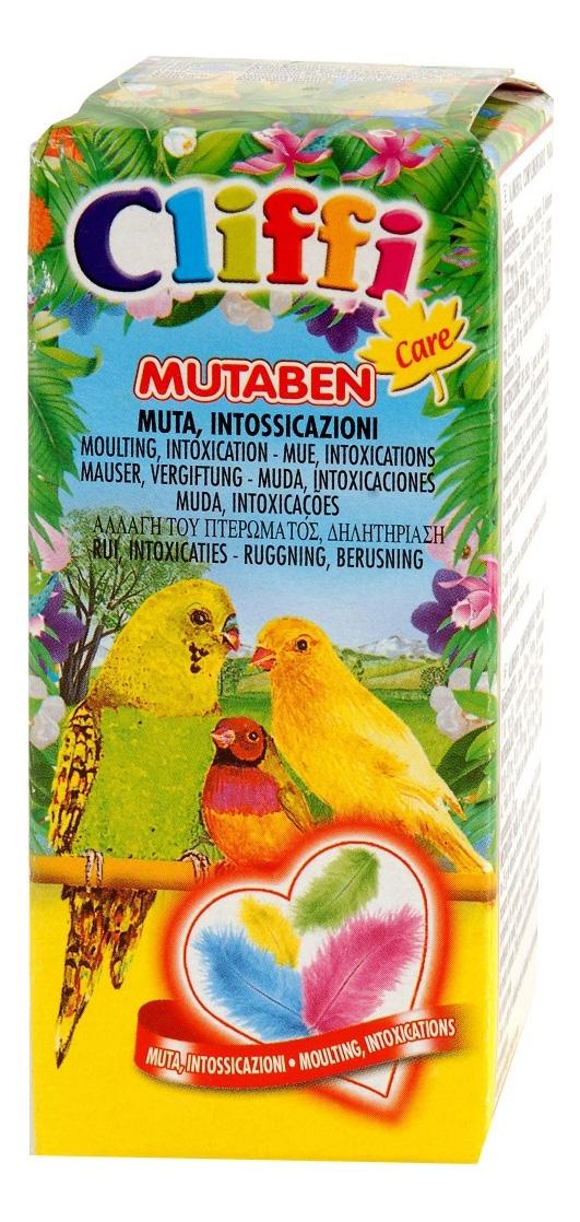 Витаминный комплекс для птиц Cliffi Mutaben,