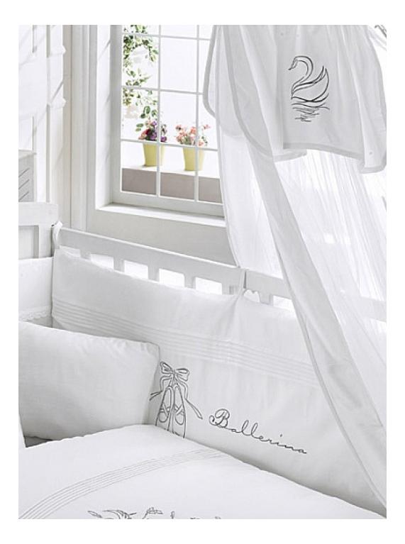 Балдахин для детской кроватки Bebe Luvicci Ballerina