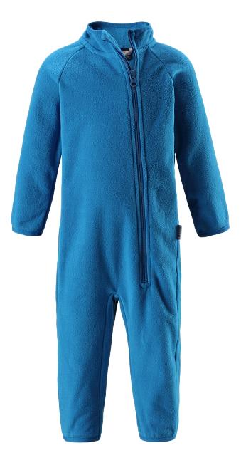 Комбинезон детский Lassie Fleece overall синий р.86 фото