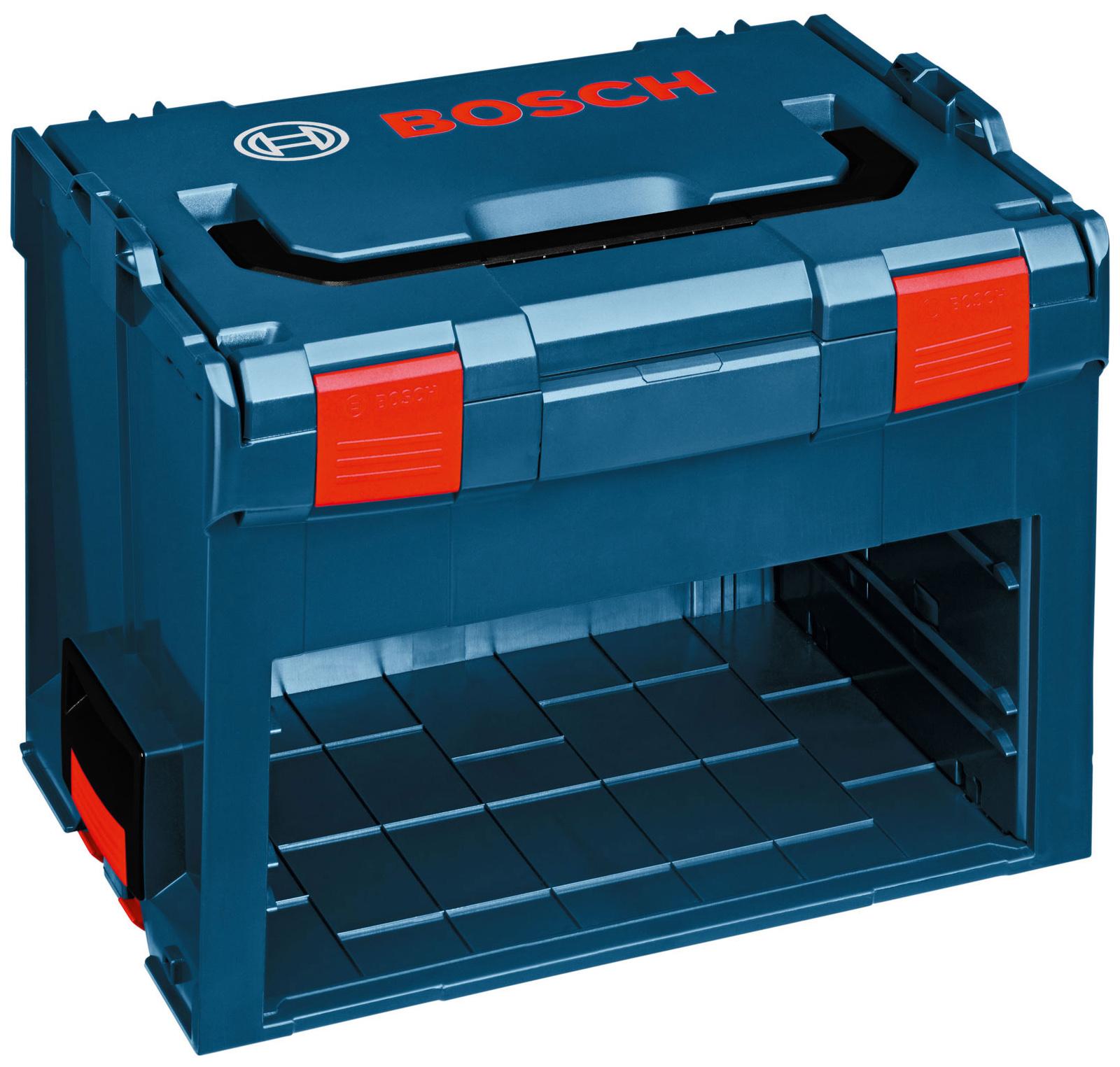 Пластиковый ящик для инструментов Bosch LS BOXX