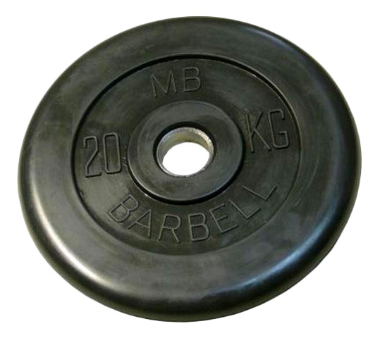 MB BARBELL ATLET MB-PLTB
