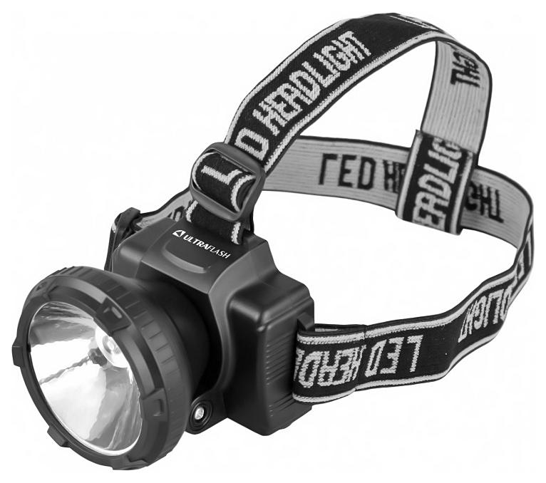 Туристический фонарь Camelion Ultraflash LED5364 черный, 2 режима