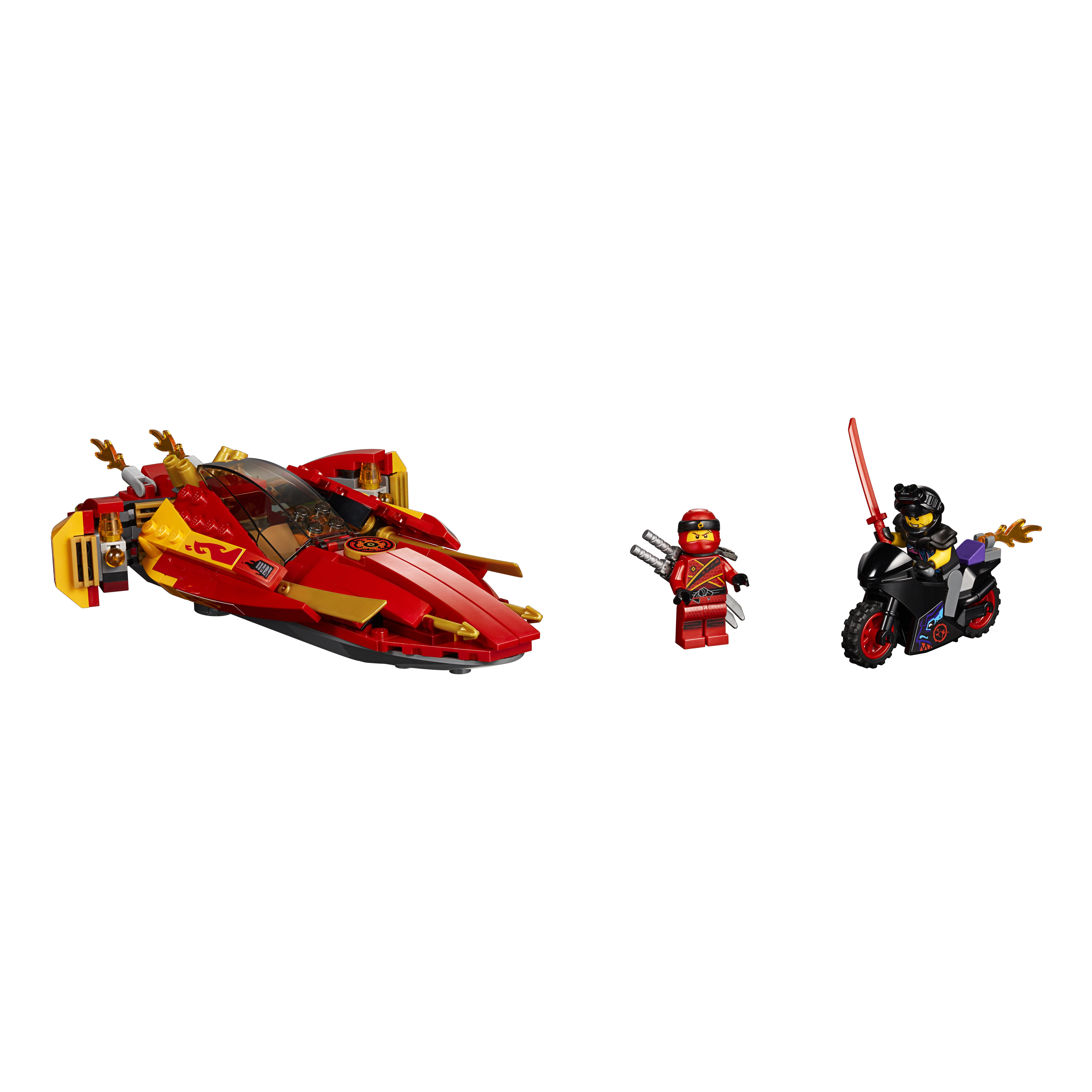 Купить Конструктор lego ninjago катана v11 (70638), Конструктор LEGO Ninjago Катана V11 (70638)
