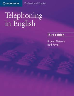 Telephoning in Eng SB