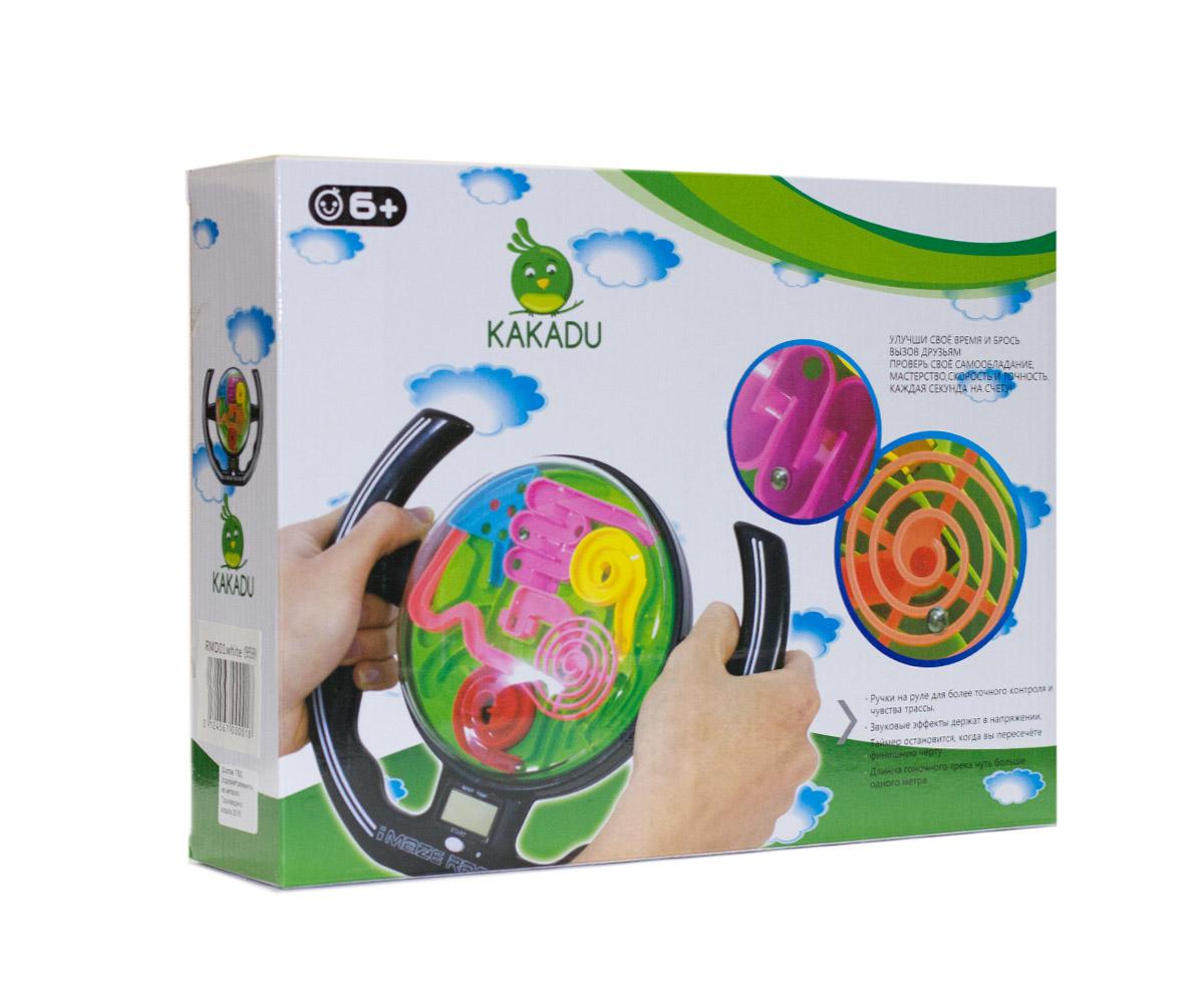 Головоломка Kakadu С дисплеем белый, Игрушки головоломки  - купить со скидкой