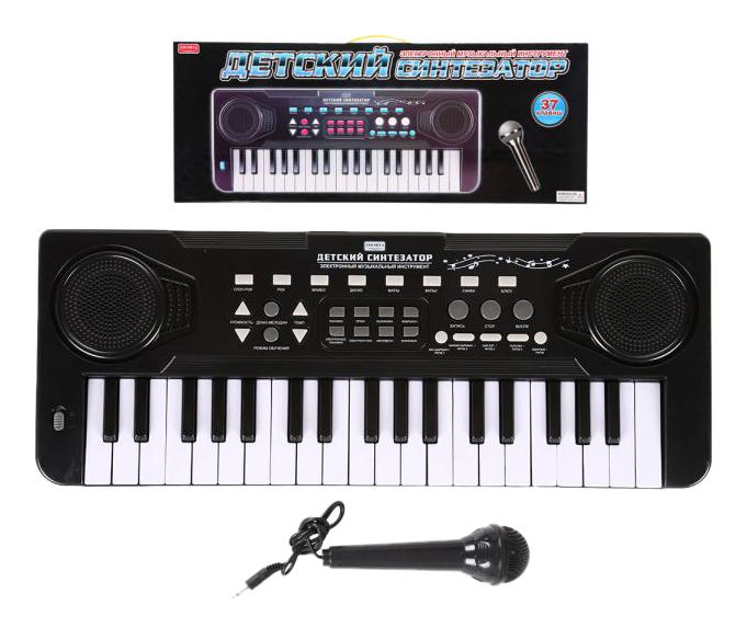 Электросинтезатор игрушечный Shantou Gepai 37 клавиш фото