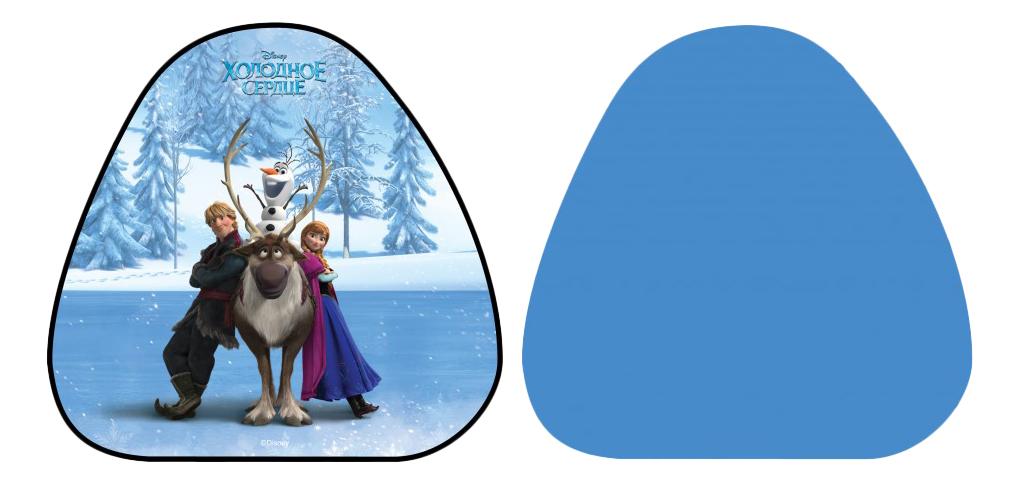 Ледянка треугольная 1TOY Disney Холодное Сердце фото