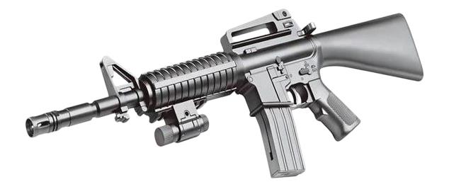 Купить 54.5 см, Винтовка Shantou Gepai ES1003-1004-2PB, Стрелковое игрушечное оружие