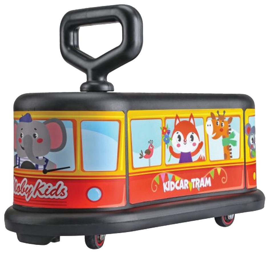 Купить Средняя, Каталка детская Moby kids KidCar автобус 49460, Машинки каталки