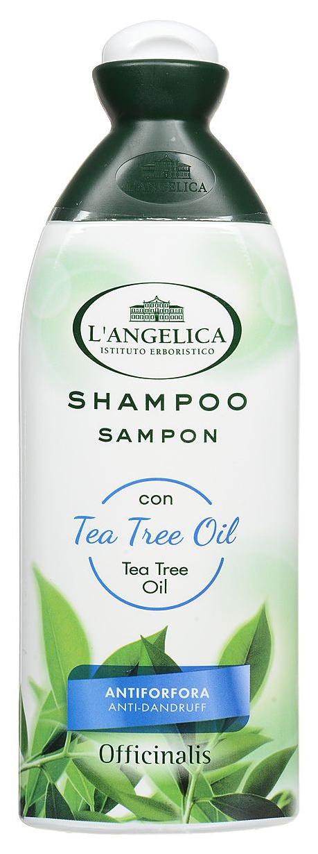 Шампунь L'ANGELICA Против перхоти с маслом чайного дерева 250 мл фото