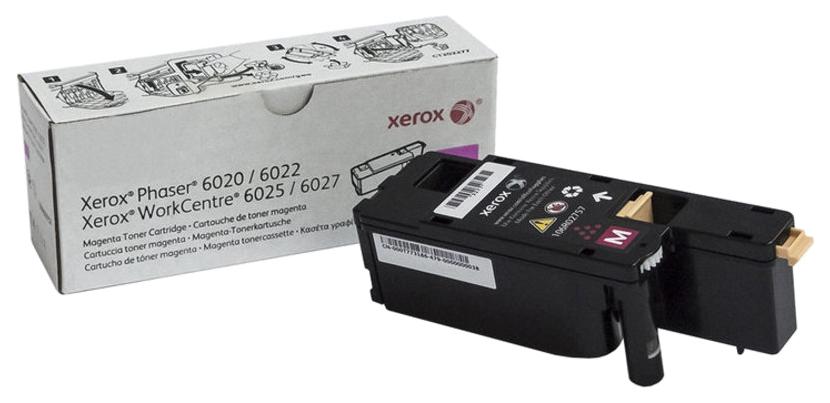 Картридж для лазерного принтера Xerox 106R02761, пурпурный, оригинал