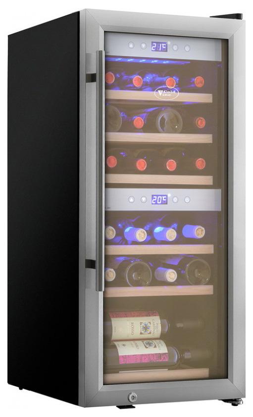 Винный шкаф Cold Vine C24 KSF2