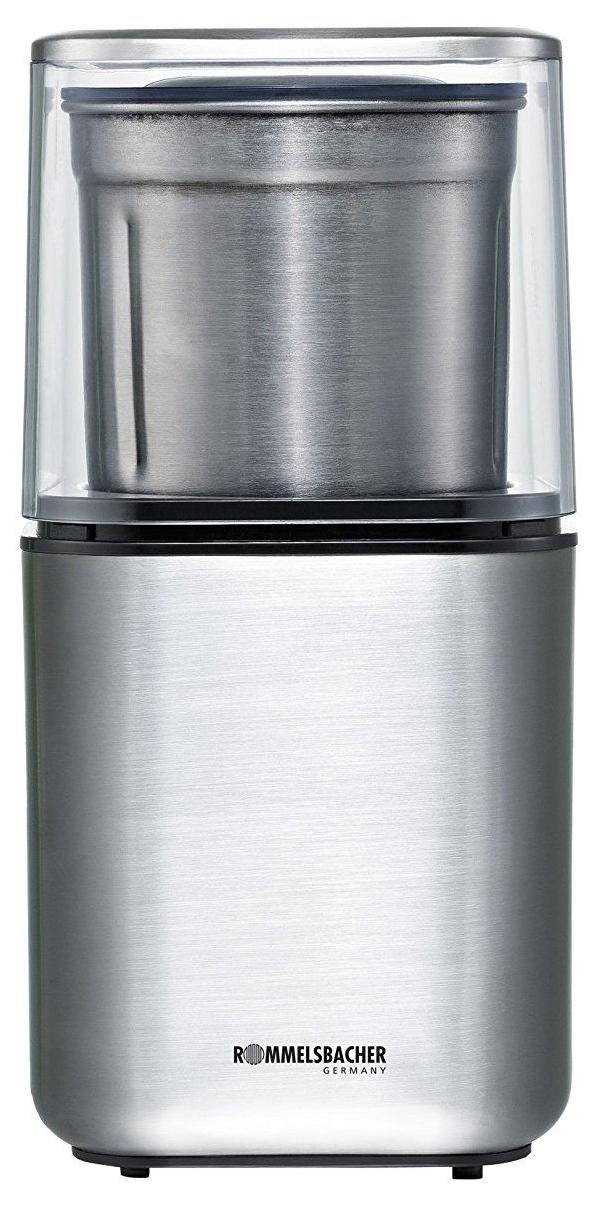 Кофемолка электрическая Rommelsbacher EGK 200 Серый