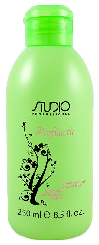 Шампунь Kapous Professional Profilactic Для жирных волос 250 мл
