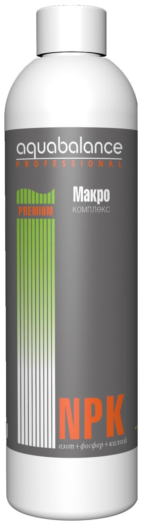 Удобрение Aquabalance Макро комплекс NPK 250мл Premium