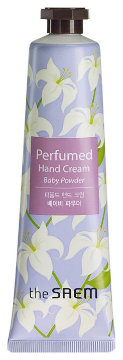 Крем для рук The Saem Perfumed Hand Cream Baby Powder 30 мл  - Купить