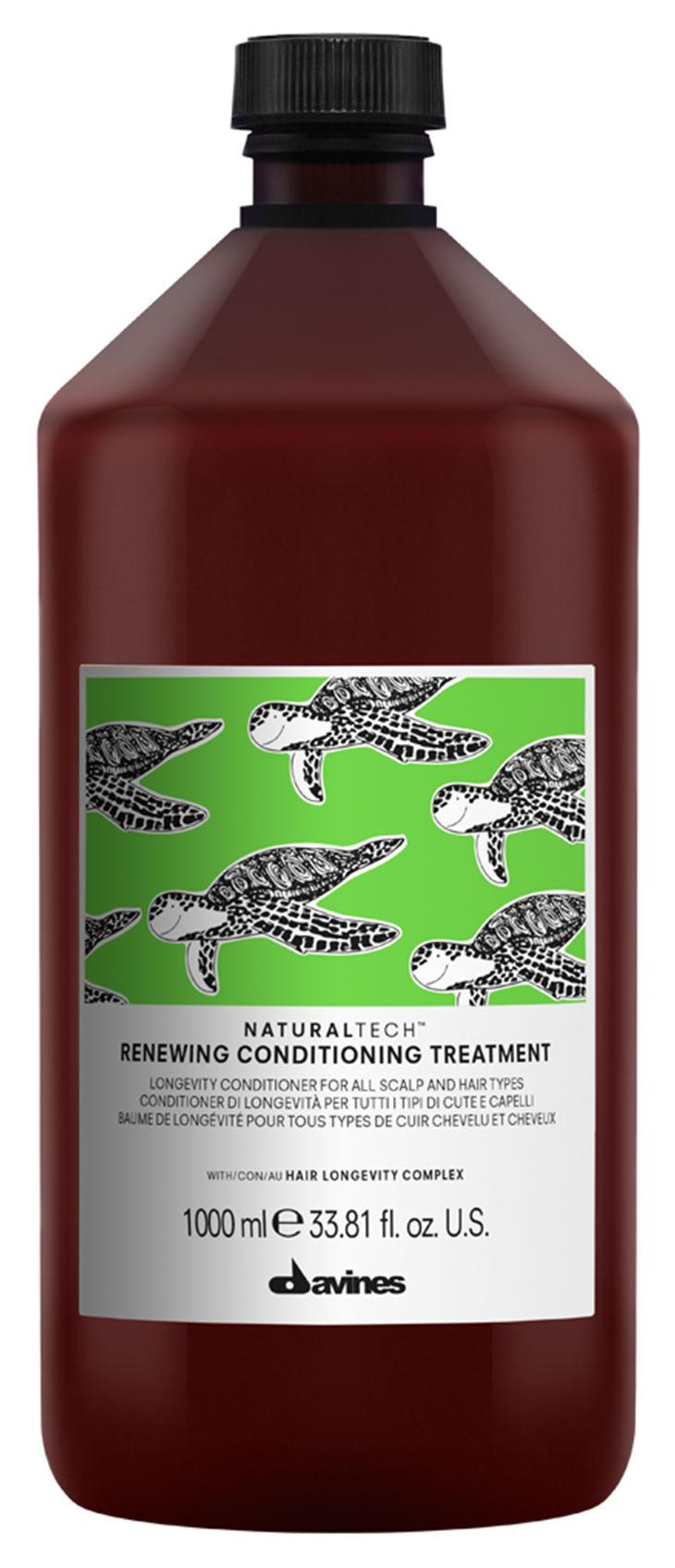 Купить Кондиционер для волос Davines New Natural Tech Renewing Conditioning Treatment 1 л