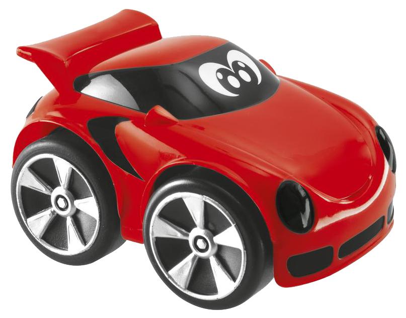 Купить Машинка пластиковая Chicco Turbo Touch Redy красная, Игрушечные машинки
