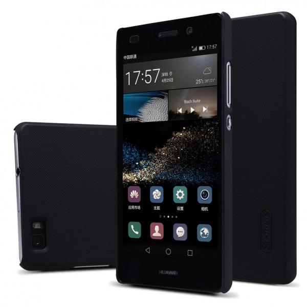 Чехол Nillkin Matte для Huawei P8 Lite Black