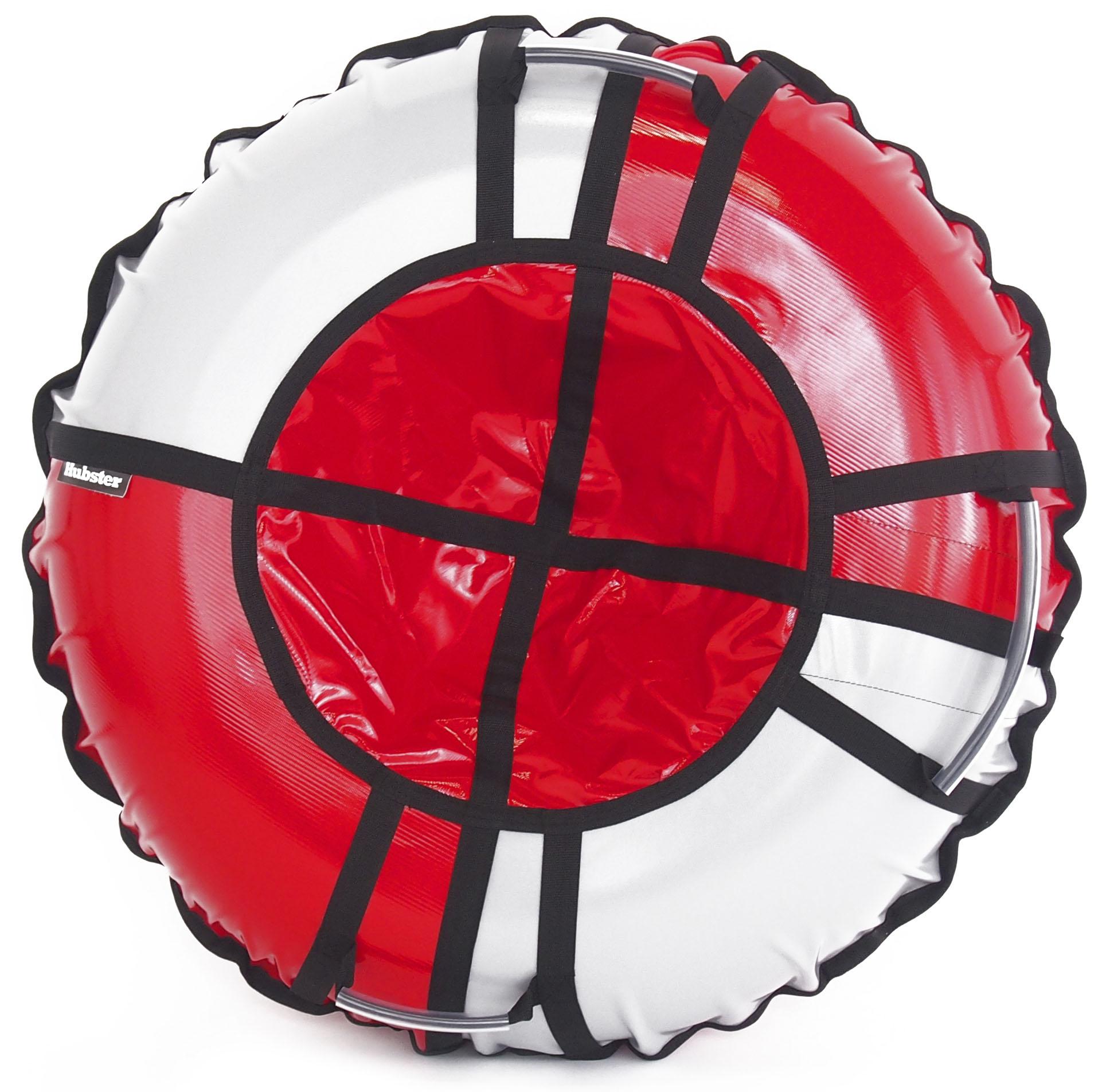 Тюбинг Hubster Sport Pro красный-серый 105 см