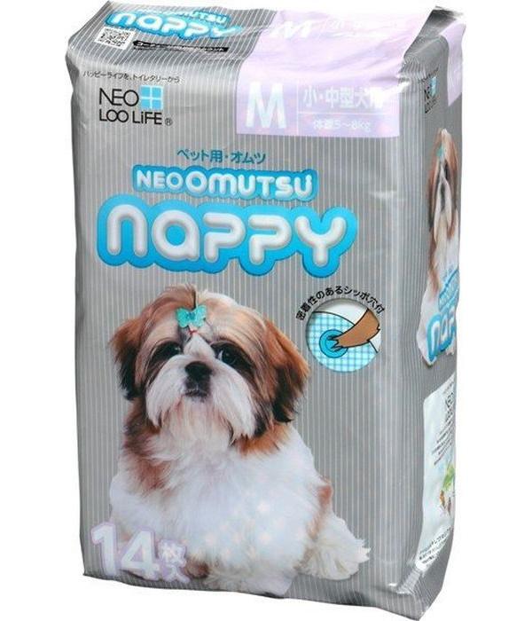 Подгузники для домашних животных Neo loo life