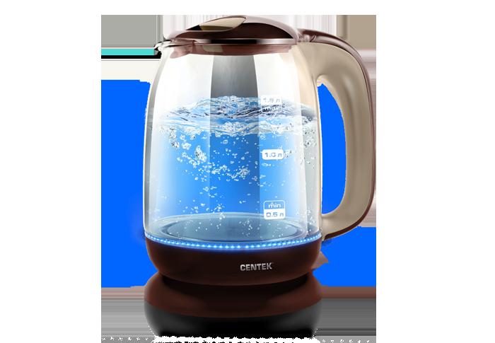 Чайник электрический Centek CT 0034 Coffee