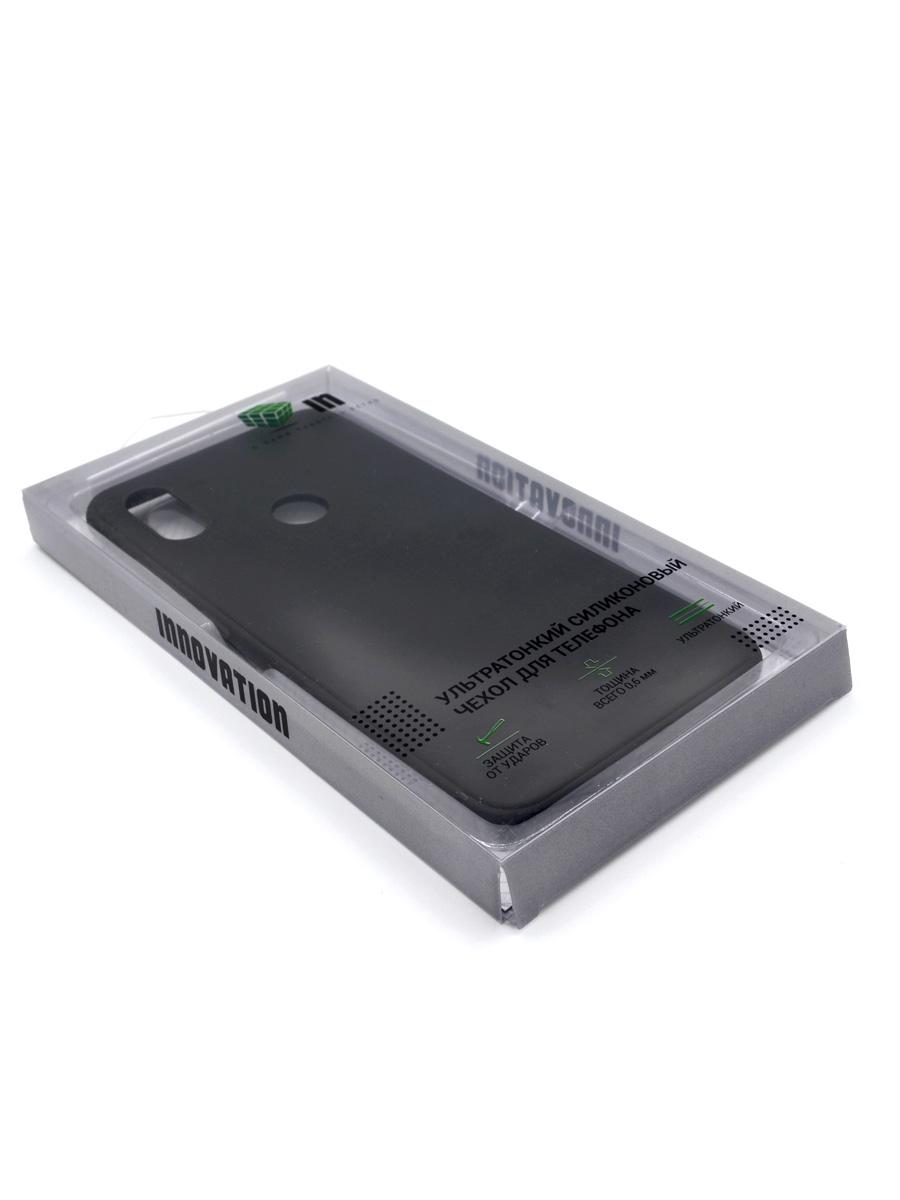 Чехол Innovation для Xiaomi Redmi Note 6 Pro Black