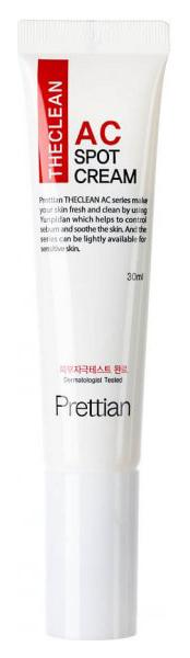Крем для лица Prettian The Clean AC Spot Cream 30 мл